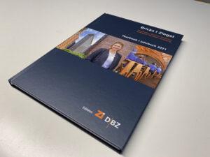 Cover Bricks Jahrbuch 2021