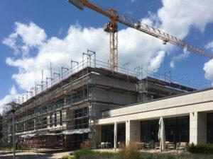 Aufstockung Rheumazentrum Ruhrgebiet